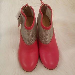 Maison Martin Margelia wedge with mesh heels